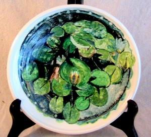 Lotus-Plate